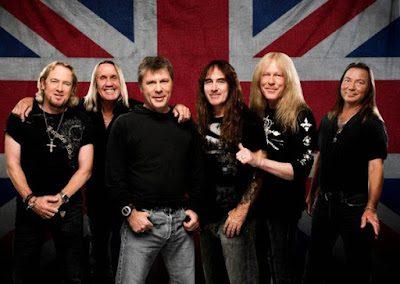 Iron Maiden divulga o clipe para 'Stratego'