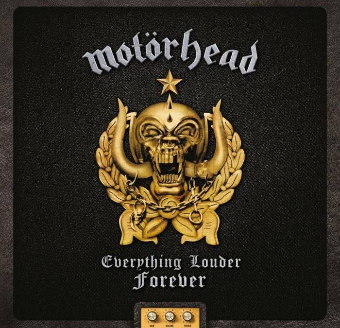 Nova coletânea do Motorhead será lançada em outubro