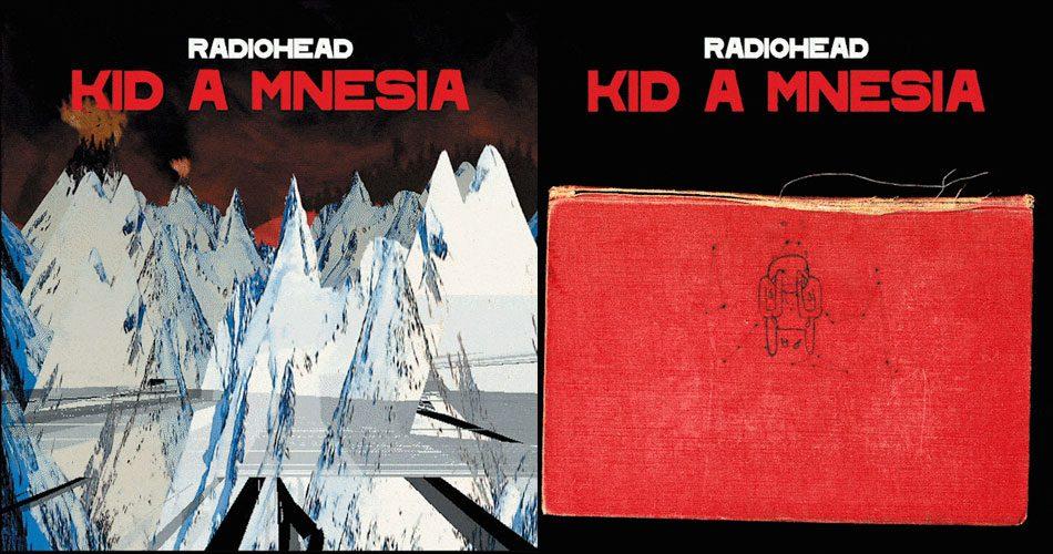 Radiohead libera música inédita e anuncia 'Kid A Mnesia', edição comemorativa de álbuns